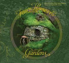 fairy homes and gardens.  Fairy Fairy Homes And Gardens Ashley Rooney Barbara Purchia David DJ Rau  9780764346989 Amazoncom Books Throughout And Gardens B