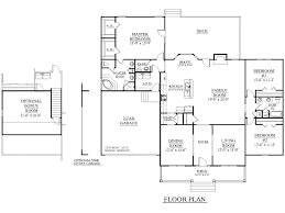 2000 sq ft ranch house plans with walkout basement picture