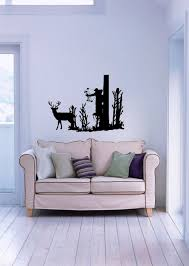 Wall Mural For Living Room Compare Prices On Deer Wall Murals Online Shopping Buy Low Price