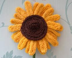 Knitted Flower Pattern Inspiration Knitting And Crocheting Flowers Alpaca Meadows