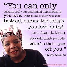 Maya Angelou Famous Quotes Interesting Maya Angelou Quote The Power Of Words Pinterest Strong Dames 48