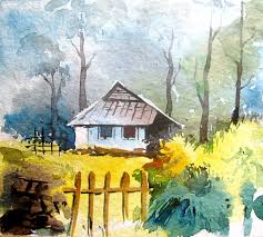 watercolor painting tutorial watercolor painting for beginners landscape you