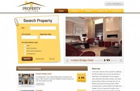 real state template free real estate website templates phpjabbers