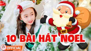10 Bài Hát Thiếu Nhi Cho Bé Nghe Đêm Noel - Nhạc Giáng Sinh Hay Nhất - Bài  Hát Cho Bé - YouTube