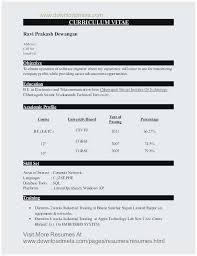 Sample Resume For Civil Engineer Fresher Perfect Civil Engineering Fascinating Linux Fresher Resume Format