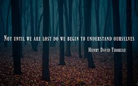 Thoreau Quotes Interesting Not Until We Are Lost Henry David Thoreau [48x48] QuotesPorn