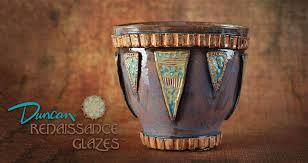 Duncan Ceramics Renaissance Glazes