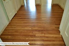 old oak hardwood floor. Fine Hardwood Oak Hardwood Flooring Hallway With Refinished Year Old Floor  White Wood Grades To Old Oak Hardwood Floor E
