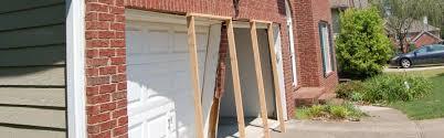 garage door opening repair