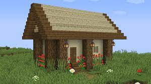 When autocomplete results are available use up and down arrows to review and enter to select. A Nice And Simple House Design With Sandstone And Wood Minecraft