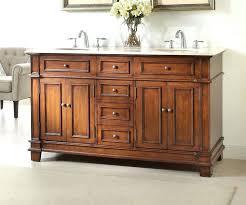 60 double sink bathroom vanity cabinet posts to bathroom