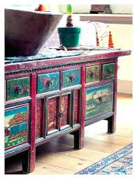 bohemian chic furniture. Bohemian Chic Furniture Style Painting Chairs Store G
