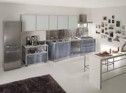 Metal Kitchen Furniture Metal Kitchen Cabinets Durable And Simple Furniture Island