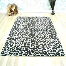animal print rugs rug leopard ikea fake