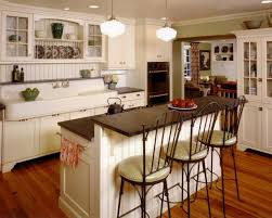 eat in kitchen furniture. Eat Kitchen Design Black Padded Round Seat Bar Stools Beautiful White Tiles  Countertop Gray Flooring Low Hanging Lamps Sustainable Beige Armoire Island Eat In Kitchen Furniture