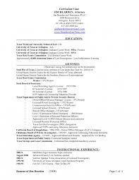 Family Law Resume Protect Letters Attorneyvoice Template Lawyer