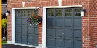 electric powered garage doors smart doors