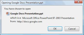 Google Docs Powerpoint Open Your Google Docs Presentations In Microsoft Powerpoint