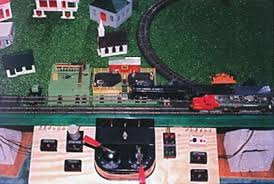 s scale model railroading american flyer®  at American Flyer Track Layouts Complete With Wiring Diagrams