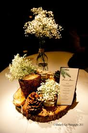 Pine Cone Wedding Table Decorations 17 Best Ideas About Lodge Wedding On Pinterest Rustic Wedding