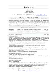 Collection Of Solutions Sample Resume Visual Merchandising Manager