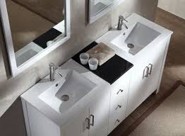 55 inch double sink bathroom vanity: double sink bathroom vanities lalia modern  double sink bathroom vanity domtd double sink tsc