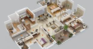 diffe types of building plans