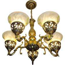 aesthetichs antique portuguese style chandelier 5 bulbs ceiling lights home18