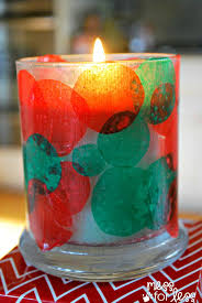 Christmas Kids Crafts Kids Christmas Craft Candle Holder Mess For Less