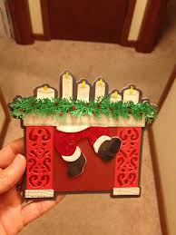 74 best Cricut Quilted Christmas images on Pinterest   Card ideas ... & Cricut Christmas Card - Santa in Chimney*** Cartridges used: A Quilted  Christmas Adamdwight.com