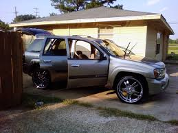 Trall 2003 Chevrolet TrailBlazer Specs, Photos, Modification Info ...