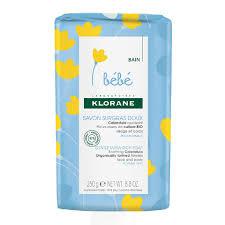 Клоран Бебе <b>Мыло</b> нежное <b>питательное</b> (Klorane <b>Baby</b> Gentle ...