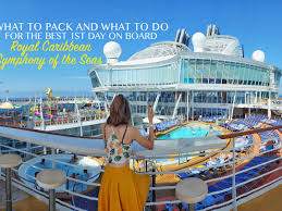 7 Day Cruise Packing List What To Pack For A Cruise Have The Best First Day On