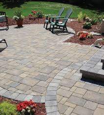 Backyard Paver Designs Amazing 48 Best Paver Patio Designs Ideas Lake House Patio Pinterest