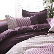 aliexpress com stripe duvet cover set printing 3pcs bed set queen size bed linen bedclothes bedding sets 228x228cm no sheet no filling from reliable