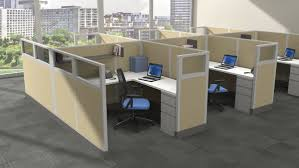 modern office cubicles. Modern Office Cubicles \u2013 6 Pack. Six Pack_Option 1 S