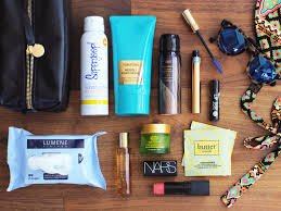 10 essential beauty s you need in your beach bag condé nast traveler