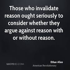 Ethan Allen Quotes