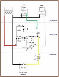 wiring diagram for heating and cooling thermostat wiring diagram \u2022 4 wire honeywell thermostat wiring diagram at 4 Wire Thermostat Diagram