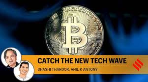 Shashi Tharoor, Anil K Antony write: India must not miss the cryptocurrency  bus