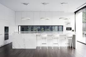 modern white tile floor. Small White Galley Kitchen Ideas With Dark Tile Floors \u2026 Modern Floor