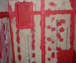 how to waterproof a shower niche image cabinetandra