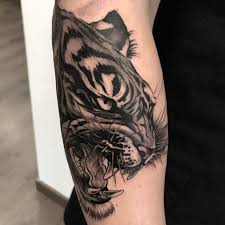 Tattoo Uploaded By Turkesa Part Of A Full Sleeve Black And Grey