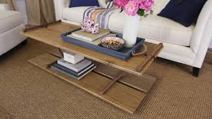 Industrial Coffee Table Industrial Coffee Table With Metal Pipes Youtube