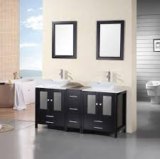 Bathroom Vanity Double Awesome Design Element Arlington Double 48inch Modern Bathroom Vanity Set