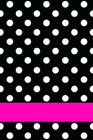 Pink And White Striped Wallpaper Black N White Striped
