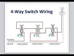 house wiring way switch diagram images how to wire a 4 way switch