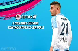 FIFA 19: i migliori giovani centrocampisti centrali
