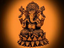 Latest lord ganesha beautiful wallpaper