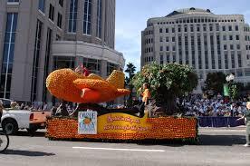 Orlando Citrus Parade